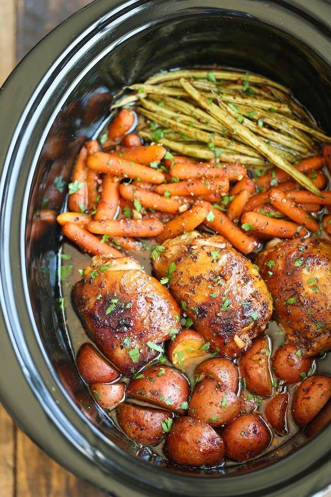 crock pot recipes mom hacks