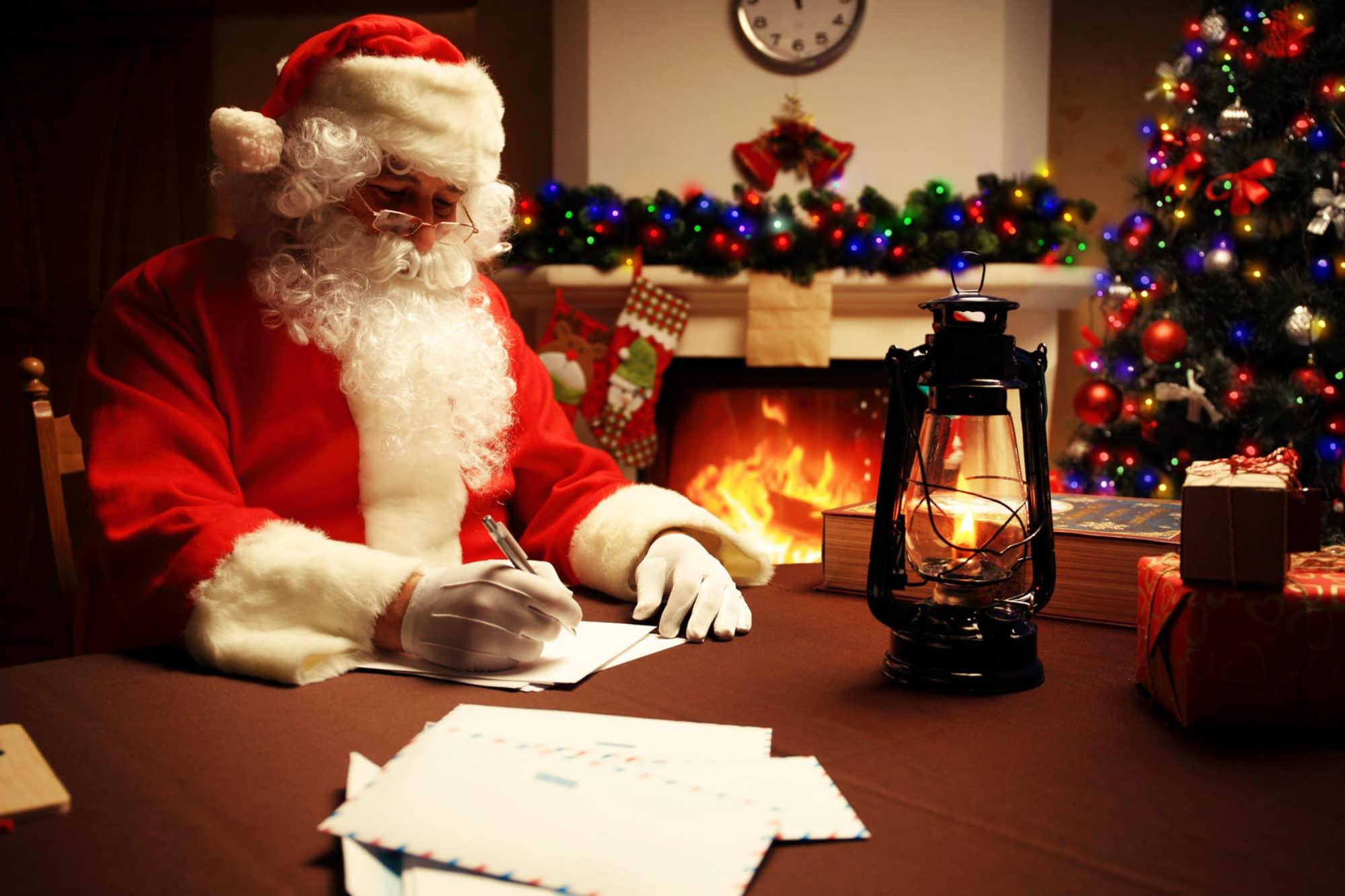 Santa letter ideas