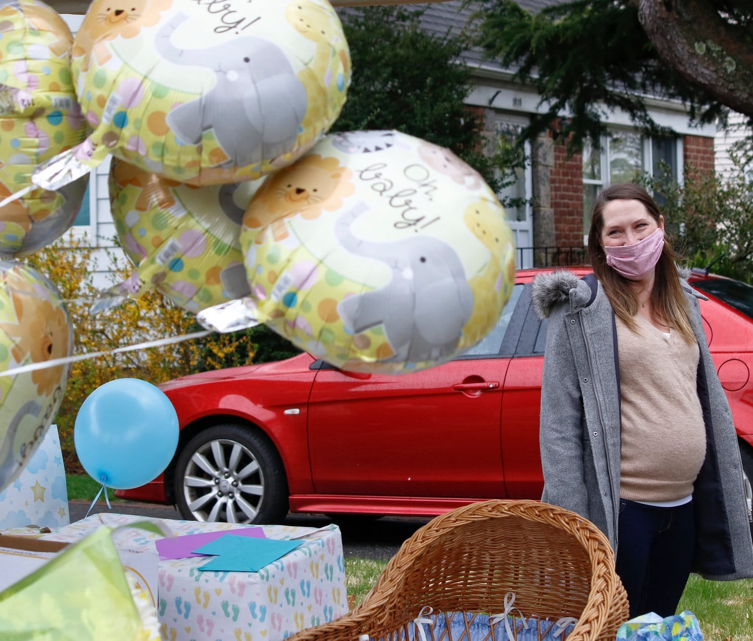 How To Have A Socially Distanced Covid Baby Shower  - cover